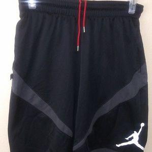 Men's Black Jordan Shorts Mens Size Small